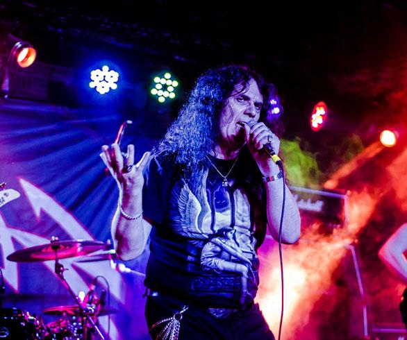 SATAN + TOKYO BLADE <br> ¡Aguante la NWOBHM vieja, no me importa nada!.