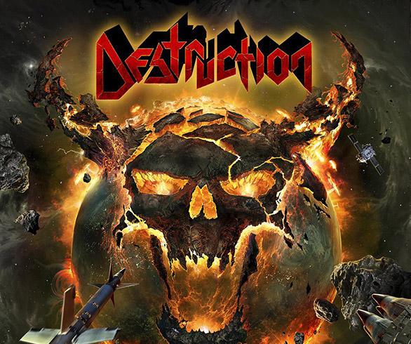 """""""Under Attack"""", el nuevo vídeo de DESTRUCTION."""