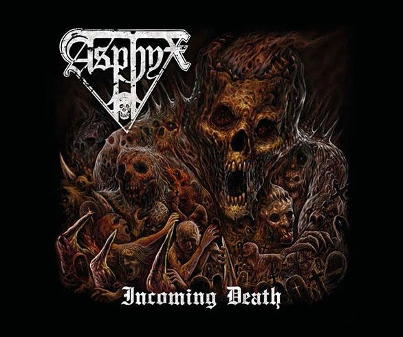 """""""Brutal Combo"""": ASPHYX lanza primer adelanto de su nuevo disco. Escúchalo acá:"""