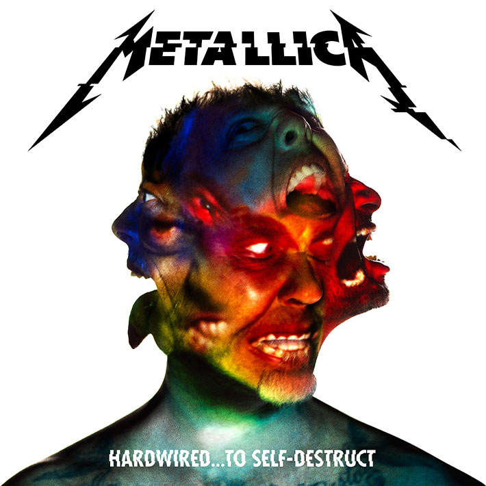 METALLICA <BR> Hardwired&#8230; to Self-Destruct.
