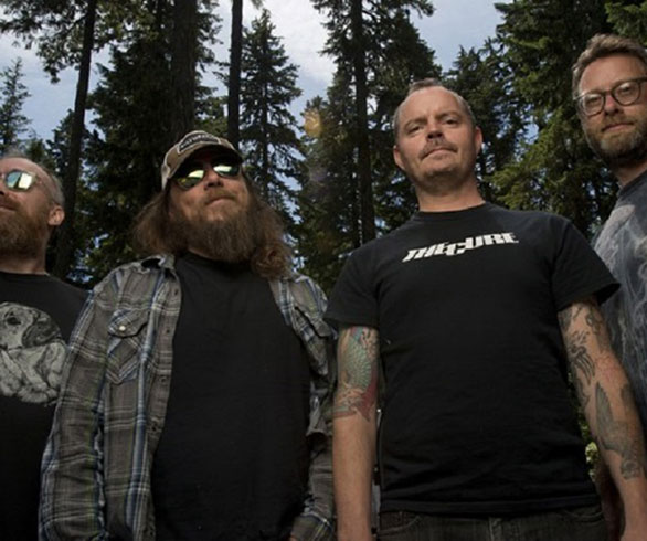 """RED FANG: Nuevo disco, """"Only Ghosts"""", disponible vía streaming."""