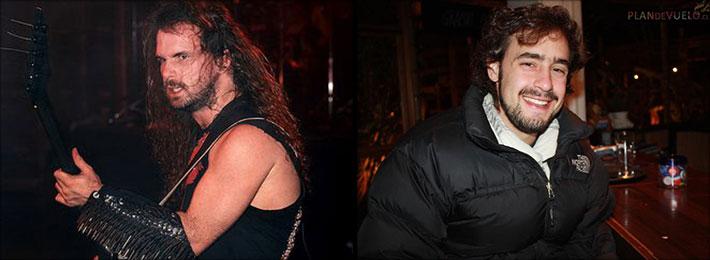 Kerry King como Ariel Levy (debe ser por lo CSM).