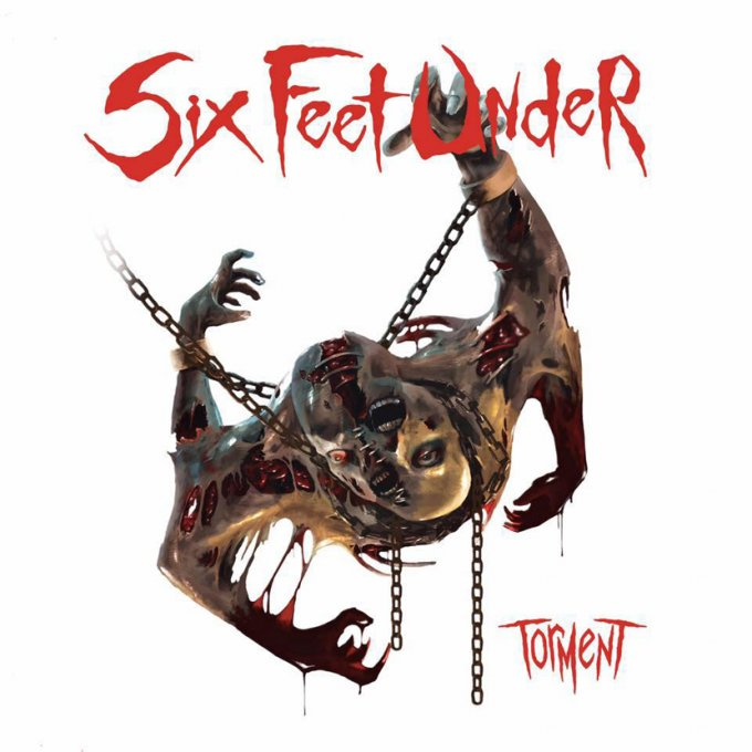 SIX FEET UNDER <br> Torment.