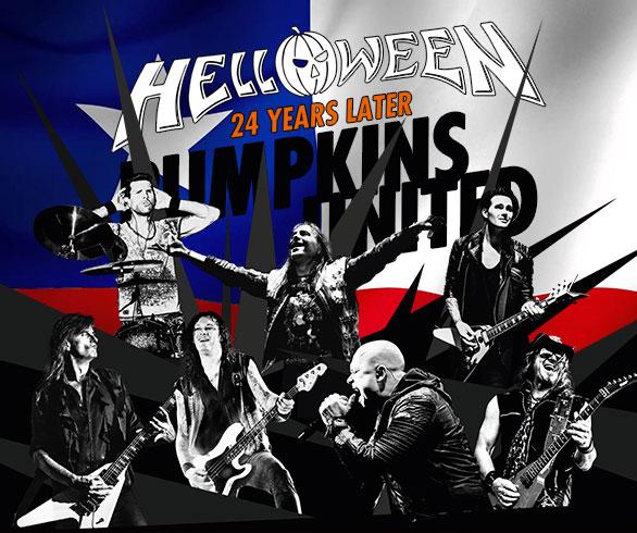 ¡Se confirma segundo show de HELLOWEEN en Chile!