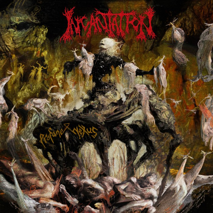 INCANTATION <br> Profane Nexus.