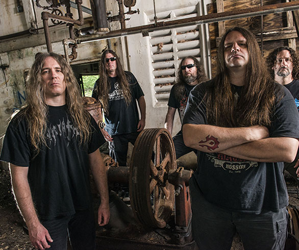 "CANNIBAL CORPSE publica su primer single de ""Red Before Black"". ¡Escúchalo acá!"