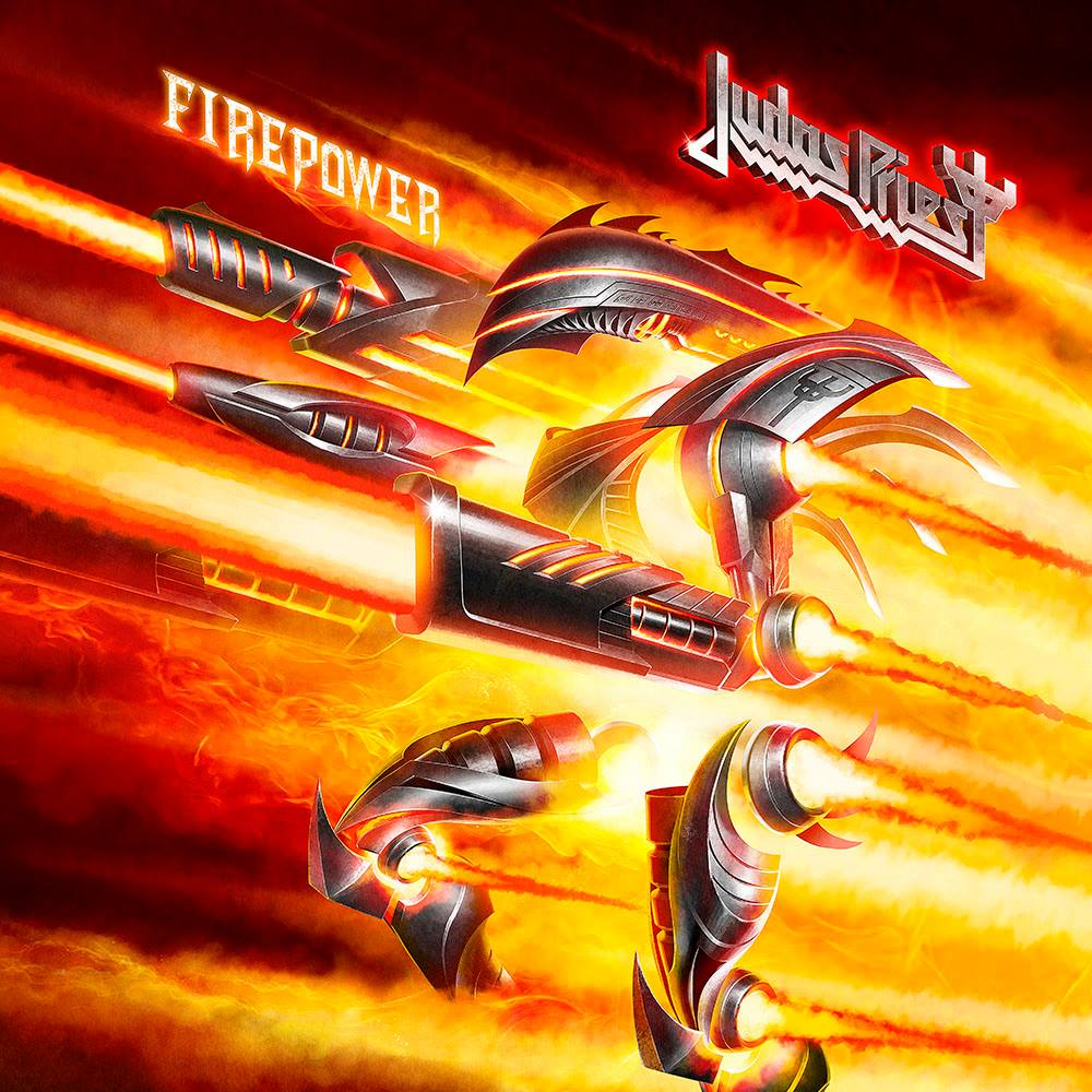 JUDAS PRIEST <BR> Firepower.