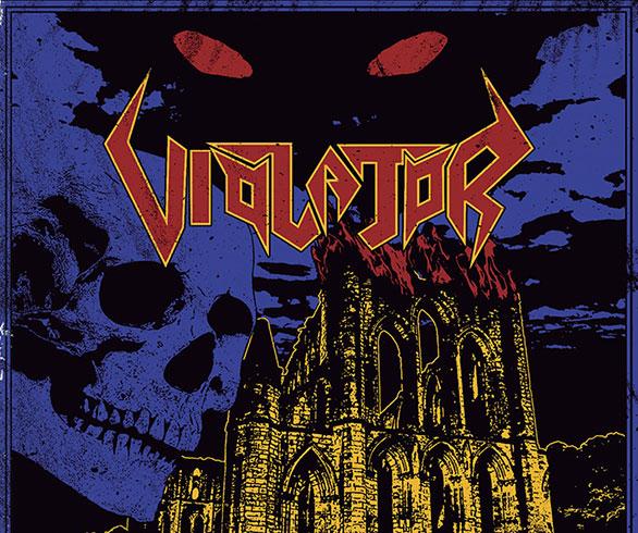 ¡VIOLATOR lanzó nuevo EP hoy y acá pueden escuchar dos temas nuevos!