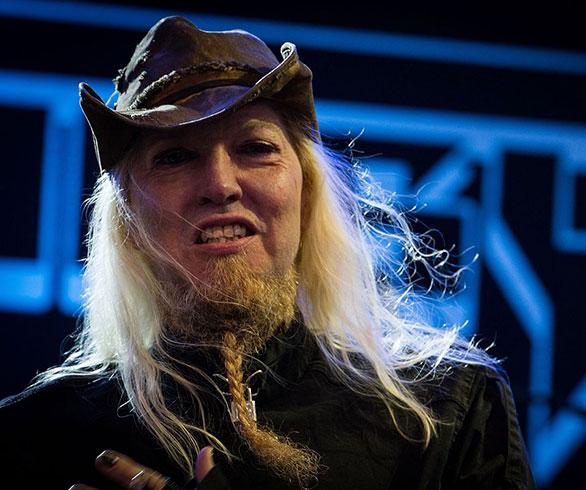 Muere Warrel Dane, vocalista de NEVERMORE y SANCTUARY.
