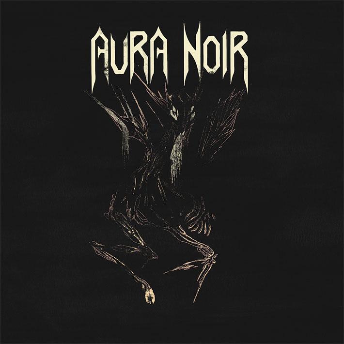 AURA NOIR <br> Aura Noire.