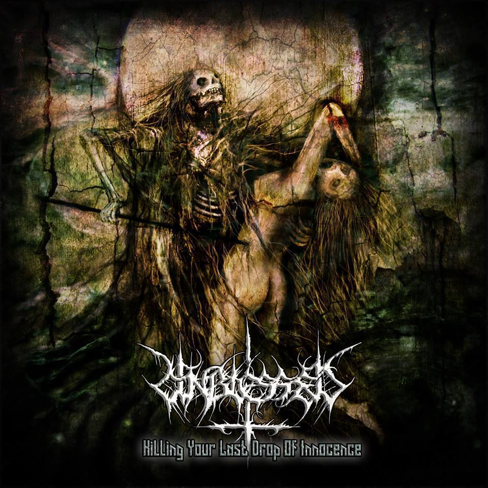UNBLESSED <br> Killing Your Last Drop of Innocence.