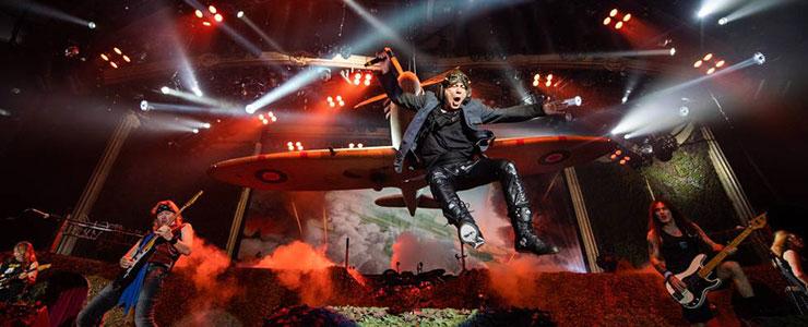 15 de octubre 2019: ¡IRON MAIDEN vuelve a Chile!