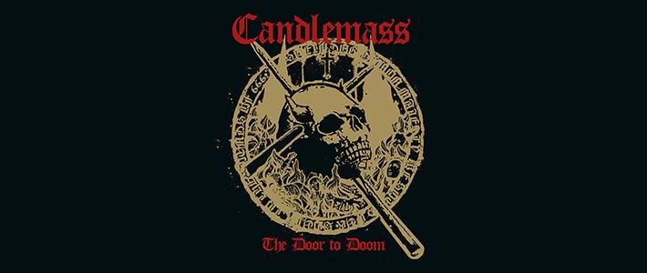 Escucha el primer single del nuevo disco de CANDLEMASS. ¡Más lento, porfa!