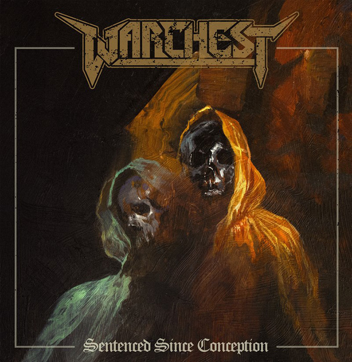 WARCHEST <br> Sentenced Since Conception.
