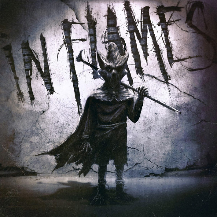 IN FLAMES <br> I, The Mask.