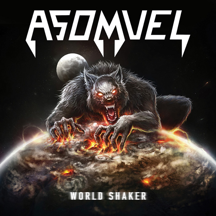 ASOMVEL <br> World Shaker.