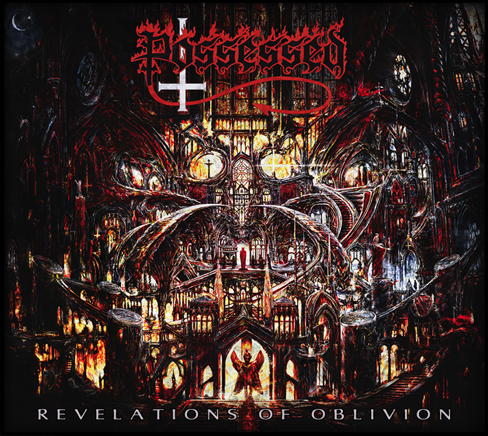 POSSESSED <br> Revelations of Oblivion.