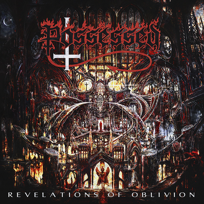POSSESSED <br> Revelations of Oblivion