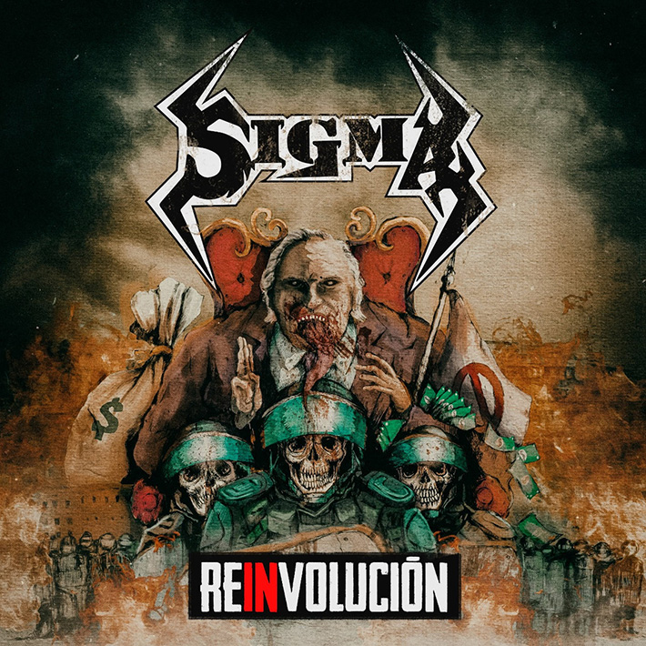 SIGMA <br> Re(in)volución