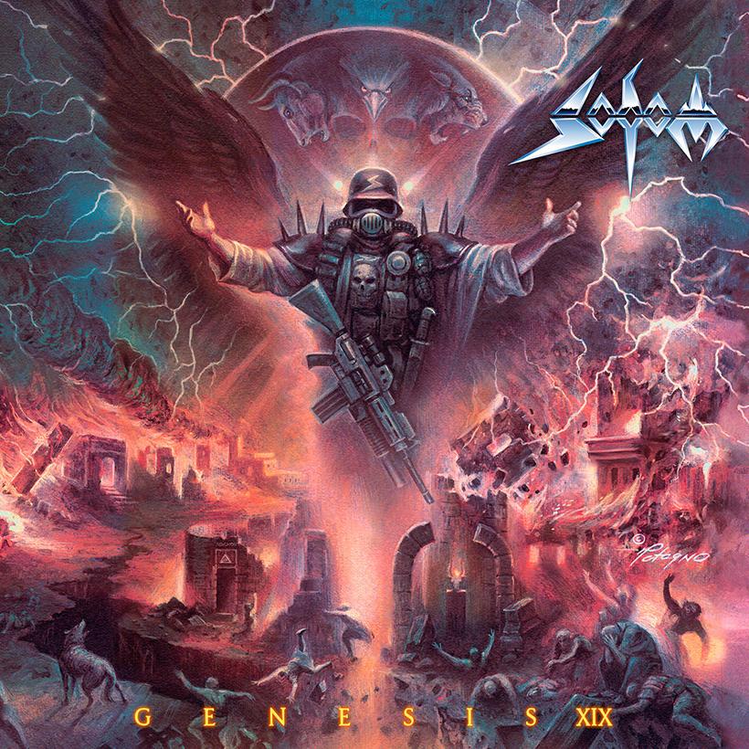 SODOM <BR> Genesis XIX