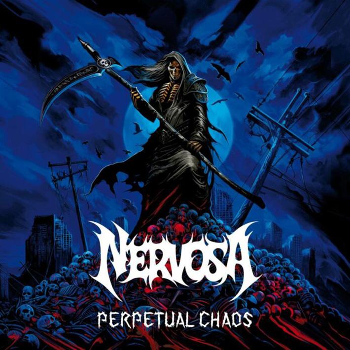 NERVOSA <br> Perpetual Chaos