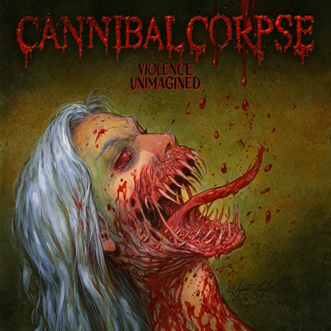 CANNIBAL CORPSE <BR> Violence Unimagined