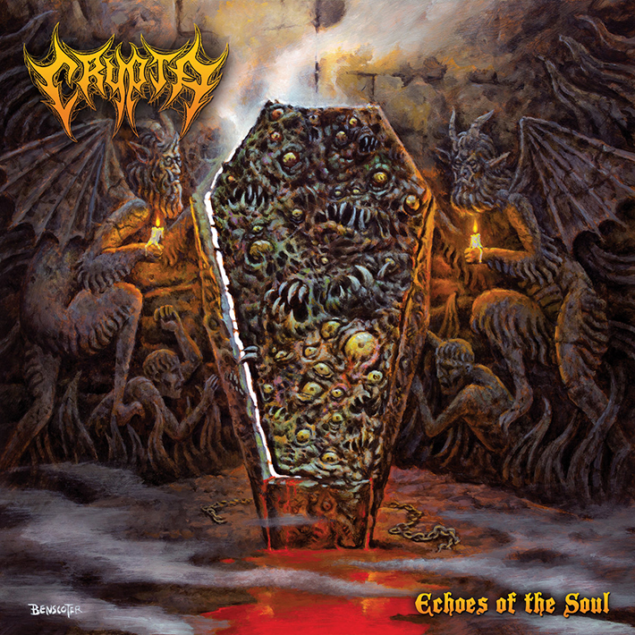 CRYPTA <br> Echoes of the Soul