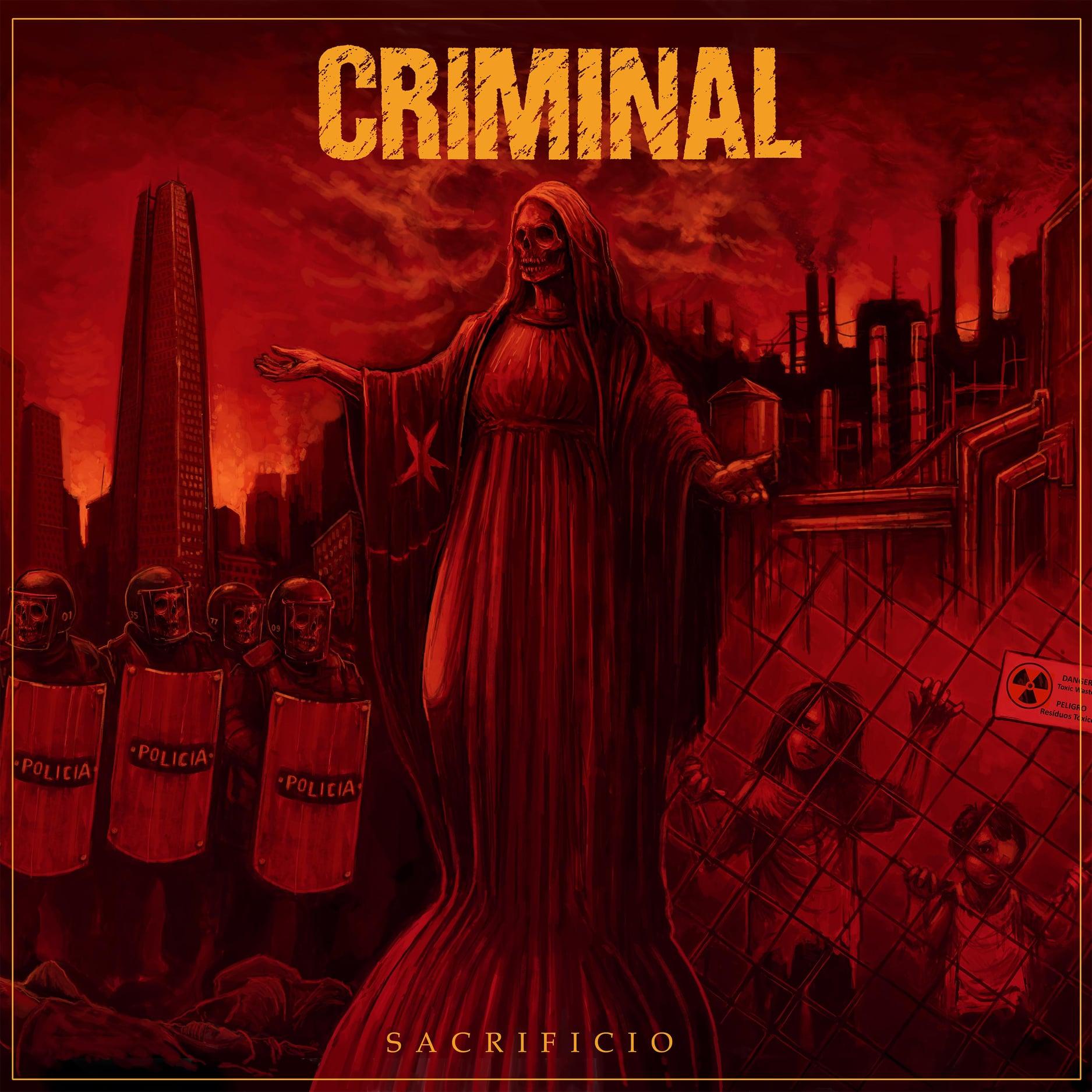 CRIMINAL <BR> Sacrificio